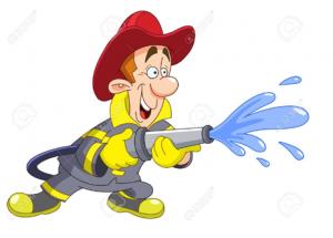 gasilec s cevjo